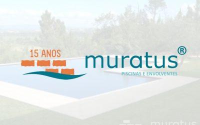 A MURATUS É AGORA UMA MARCA REGISTADA