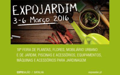 ExpoJardim 2016: Está convidado!